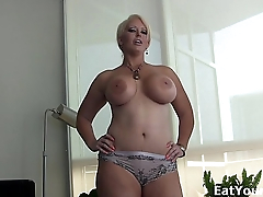 Cum hard for Alura Jenson