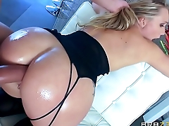 Brazzers- AJ Applegate and her perfect booty - camstripgirls.com
