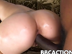 Kiera King loves getting black cock