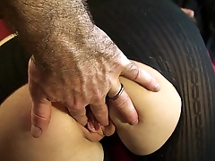 Getting fucked long and hard in the ass by my boss for prank calling - Erin Electra