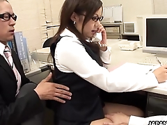 Lady Shino getting her wet pussy and ass toyed