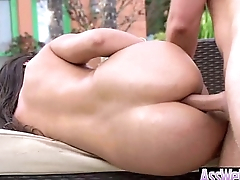 Anal Sex Act With Big Oiled All Over Huge Butt Girl (mercedes carrera) mov-28