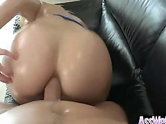 Anal Sex Act With Big Oiled Upon Huge Butt Girl (anikka albrite) mov-05