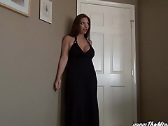 POV Fucking Before Dinner Date with Mindi Mink