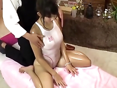 Reflexology Massage Hot Sexy