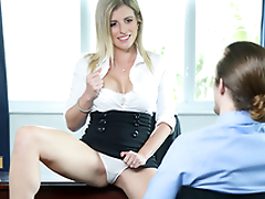 Sexy Milf On Dirty Work -  Cory Chase In the porn scene