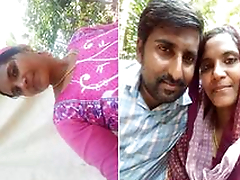 Desi Tamil Couple Romance And Fuck