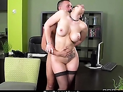 MOM Working MILF fucks her client 2