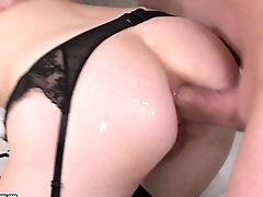 Helena Valentine amazing double penetration